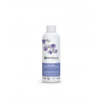 Mousse intime Centifolia Recharge 200 ml