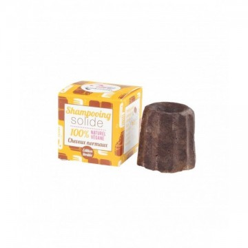 Shampoing solide - Cheveux normaux - Chocolat - Lamazuna