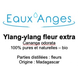 Ylang ylang fleur extra sup. Bio huile essentielle