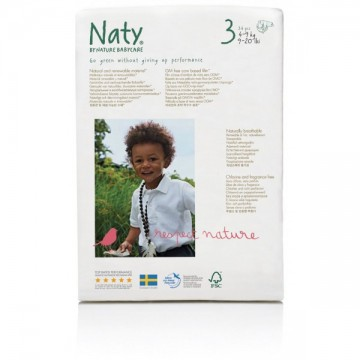 Couches Naty 3
