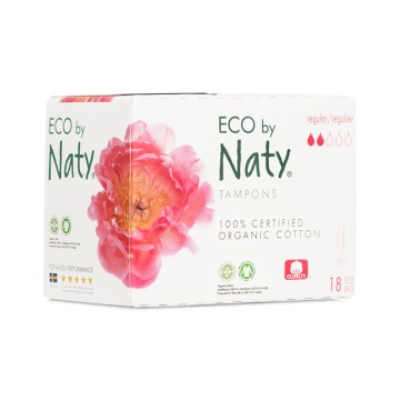 Tampon regular Naty