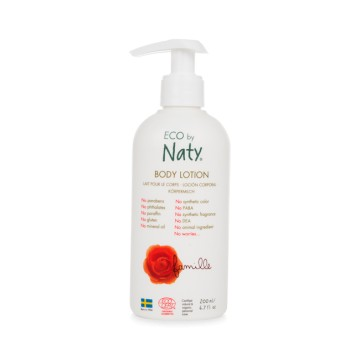 Lotion corps Naty 200 ml